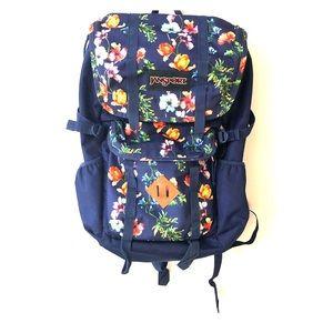 JANSPORT | Tropical Floral Hatchet Backpack